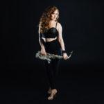 Sarah Ings female saxophone player London
