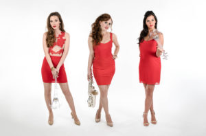 Sahara Electric string quartet