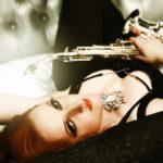ibiza saxophone player