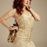 Sarah Ings Female Saxaphone Player